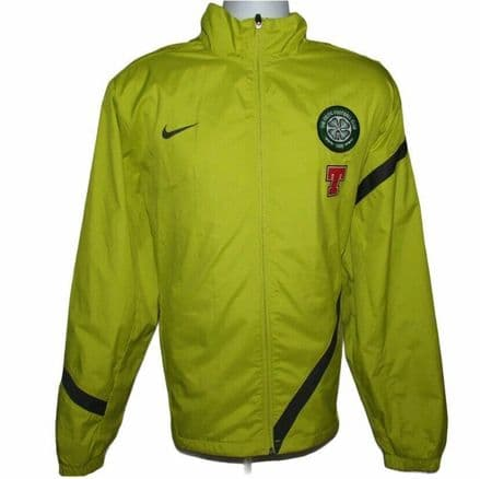 2011-2012 Celtic Football Club, Sideline Jacket, XL (Mint Condition)